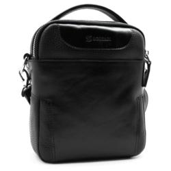 мужская сумка кожаная soltan 805